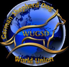 World Union German Shepherd Dog Logo