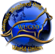 World Union German Shepherd Dog Logo